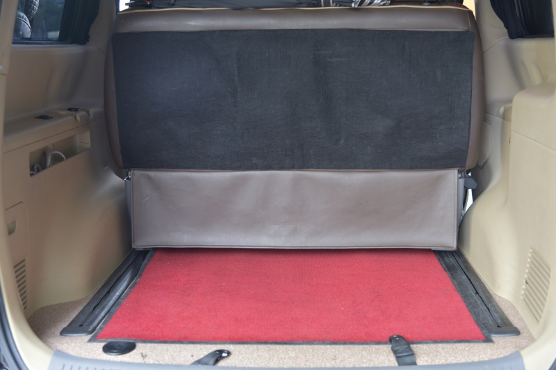 많은 짐을 적재할 수 있는 트렁크#4